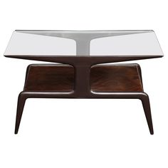 Rosewood Cocktail Table Italian ca1955