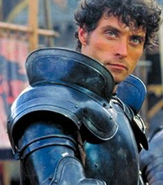 Rufus Sewell in Knight's Tale. I never understood why everyone mocked that movie... He was fabulous, nevertheless.