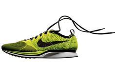 Nike Flyknit Racer... built for speed.