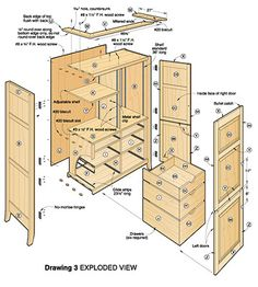 How To Build Entertainment Center Plans On Your Own