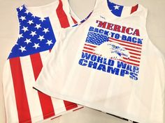 Merica American flag pinnies from Lightning Wear®. Made to order custom jerseys in Maryland USA.