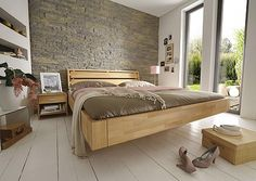 Schlafzimmer Massivholz 171158 PN92 93