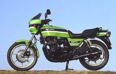1983 Kawasaki Z1000R