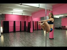 FREE Online Pole Lesson with Charlee Wagner: Remi Sit - YouTube