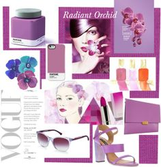 Radiant Orchid Color of the Year 2014