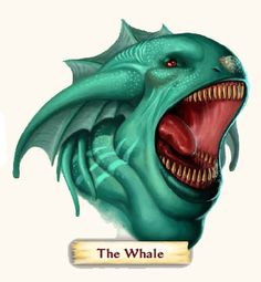 the whale pathfinder - Google Search