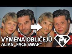 V tomto videu se naučíte jednoduchou techniku, jak ve Photoshopu prohodit lidem obličeje, neboli jak vyrobit tzv. face swap | Photoshopové Orgie