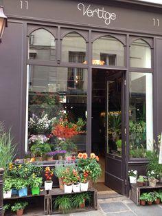 Flower shop Vertige in Paris
