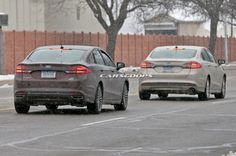 car spy photos Ford Fusion 2017 » Car Spy Photos