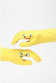 gloves, kitchen