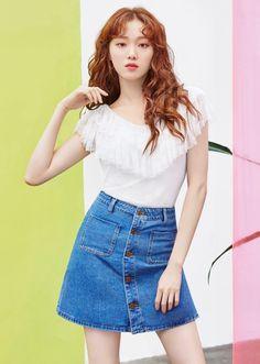 Korean Actresses, Korean Actors, Asian Actors, Lee Sung Kyung Fashion, Asian Woman, Asian Girl, Weightlifting Fairy Kim Bok Joo, Soyeon, Korean Celebrities
