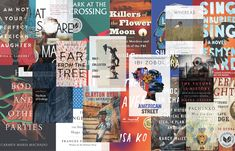 We read all 20 National Book Award nominees for 2017. Here's what we thought.