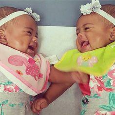 Home of Diversity - Minneapolis Life Magazine Cute Little Baby, Pretty Baby, Little Babies, Baby Kids, Cute Twins, Adorable Babies, Black Babies, Twin Babies, Beautiful Children