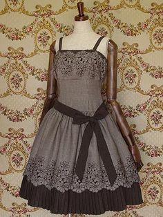 BlueMary Jabot Dress