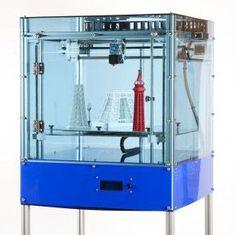 News: 3D-Drucker X400 (German RepRap) zukünftig mit Energiekette und konfektioniertem Kabelbaum.