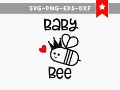 baby bee svg, newborn onesie svg, new baby svg, onesie designs bee svg, cricut cut files, svg files for cricut, cricut designs silhouette by PersonalEpiphany on Etsy