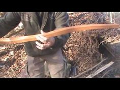 The Osage Bow Part 1