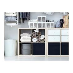 KALLAX Regał - imit. brzozy - IKEA