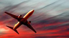Airplane Background.