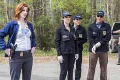 CGIS Special Agent Abigail Borin and the NCIS NOLA team