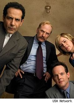 Monk. Amazing TV show. Amazing cast.