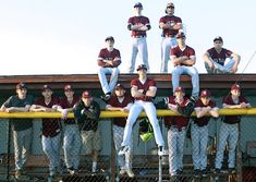 By Dan Truttschel Sports Correspondent The past week was a bit of a crazy one for the Westosha Central baseball team. Wrestling Senior Pictures, Baseball Senior Pictures, Softball Photos, Baseball Photos, Sports Photos, Baseball Photography, Team Photography, Baseball Boys, Baseball Players