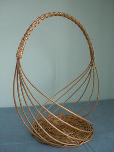 плетение из лозы — Плетем мелочовку. | OK.RU
