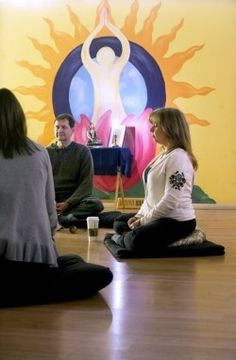 For some, yoga and meditation offer key to relaxation #relax #yoga #health #fitness