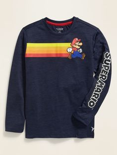 Old Navy Licensed Pop-Culture Graphic Go-Dry Tee for Boys Toddler Boy Gifts, Toddler Boy Fashion, Baby Girl Jeans, Boys Jeans, Marvel Kids, Unique Gifts For Kids, Maternity Shops, Plus Size Jeans, Maternity Fashion