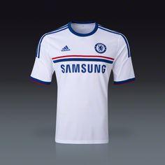 adidas Chelsea Away Jersey 13 14 Soccer Uniforms 042edbe51