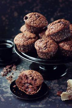 Chocolate Muffins | Kwestia Smaku