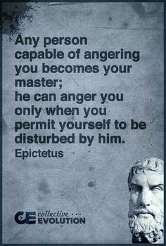 Wisdom Quotes : QUOTATION – Image : As the quote says – Description Who is your master…anger? Wise Quotes, Quotable Quotes, Great Quotes, Quotes To Live By, Motivational Quotes, Inspirational Quotes, Anger Quotes, Socrates Quotes, Wisdom Sayings