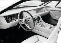 Lamborghini #classic #car #vintage #interior #fancy #classy #oldschool #lamborghini