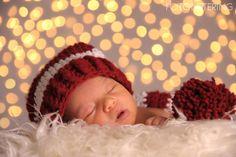 Reportajes Navideños de recién nacidos