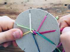 Diy And Crafts, Crafts For Kids, Textiles, Washer Necklace, Clock, Classroom, Card Crafts, Crafts For Children, Watch