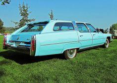 Cadillac Fleetwood Castillian Wagon