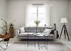 Soft coloured studio apartment  gravityhomeblog.com - instagram - pinterest - bloglovin