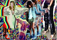 painel de estilo - criativa e sexy
