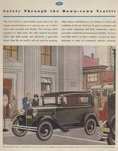 Ford, 1931