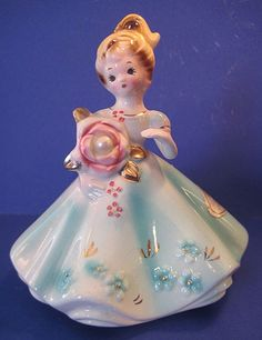 Josef Originals Birthstone Doll June