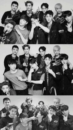 Exo Kokobop, Kpop Exo, Park Chanyeol, Exo Wallpaper Hd, Exo Group Photo, Exo For Life, Exo Album, Exo Lockscreen, Exo Ot12