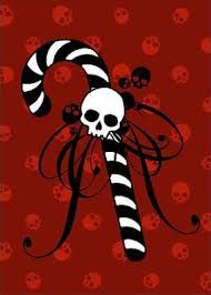 gothic christmas! a holloween and christmas mix! which holiday do u like better!?