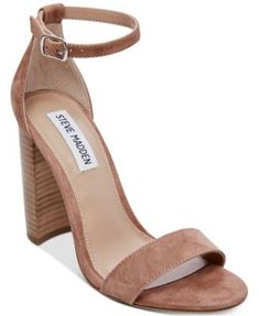 0d3497cdf12 Steve Madden Carrson Two-Piece Sandals - Pink 5.5M