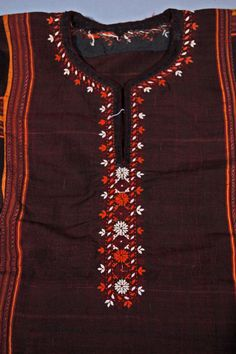 The British Museum Embroidery Dress, Hand Embroidery, Embroidery Designs, Beautiful Outfits, Cute Outfits, Design 24, British Museum, Kurtis, Classroom Decor