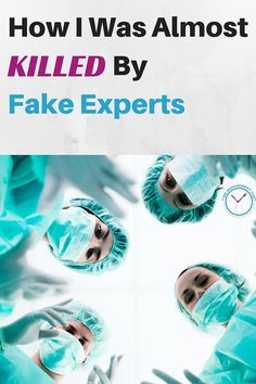 How I Was Almost Killed By Fake Experts, And Which 33 Experts You Should Follow Time Management, About Me Blog, Goals, Business, Tips, Business Illustration, Hacks