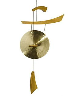 gong wind chimes