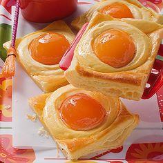 Spiegelei-Kuchen
