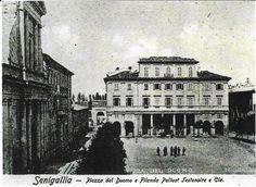Senigallia - Filanda Palluat Testenoire e Cie