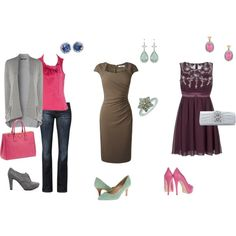 """""""Soft summer looks"""" by sabira-amira on Polyvore"""