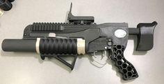 Estados Unidos construye un prototipo de lanzagranadas por impresión 3D - http://www.hwlibre.com/estados-unidos-construye-prototipo-lanzagranadas-impresion-3d/